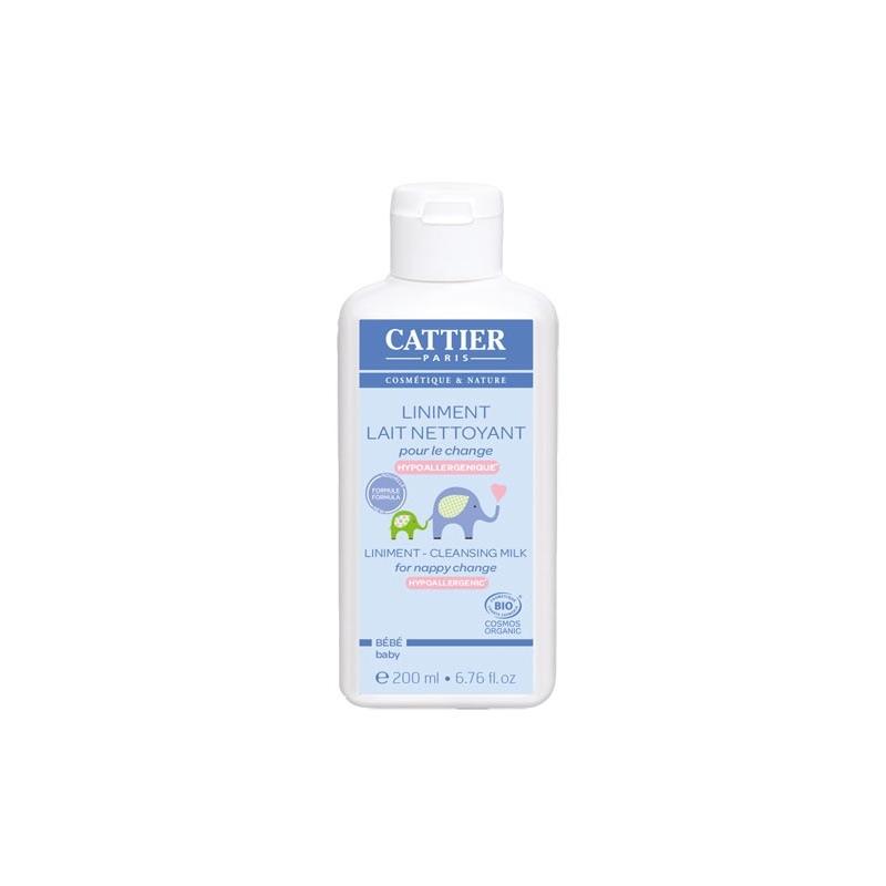 liniment b 233 b 233 lait nettoyant pour le change cattier