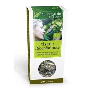 Tisane bio Réconfortante - 80g