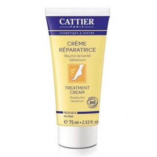 Crème réparatrice - Pieds secs - 75 ml