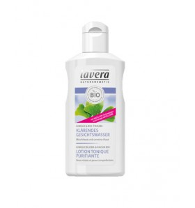 Lotion tonique Purifiante - Ginkgo Biloba bio - 125 ml