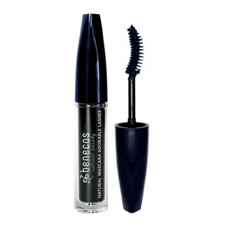 Mascara bio Adorable Lashes - Bleu Noir