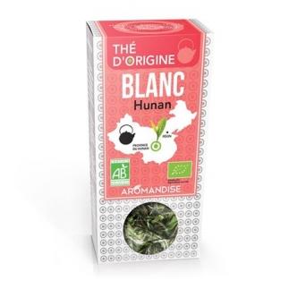 Thé blanc bio Hunan - Thé d'Origine - 70g