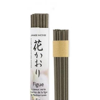 Encens japonais - Figue - 35 bâtonnets