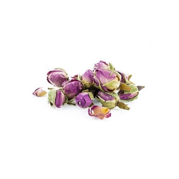Fleurs à croquer - Boutons de Rose