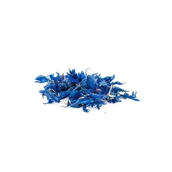 Fleurs à croquer - Fleurs de Bleuet