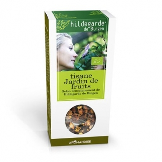 Tisane bio Jardin de Fruits - 100g