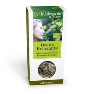 Tisane bio Relaxante - 40g