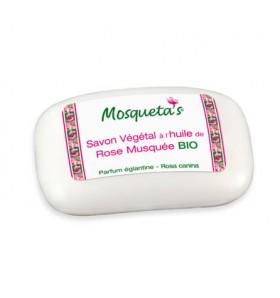 Savon végétal bio extra-doux - 125 g