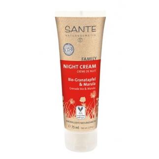 Crème de nuit - Grenade et Marula - 75 ml