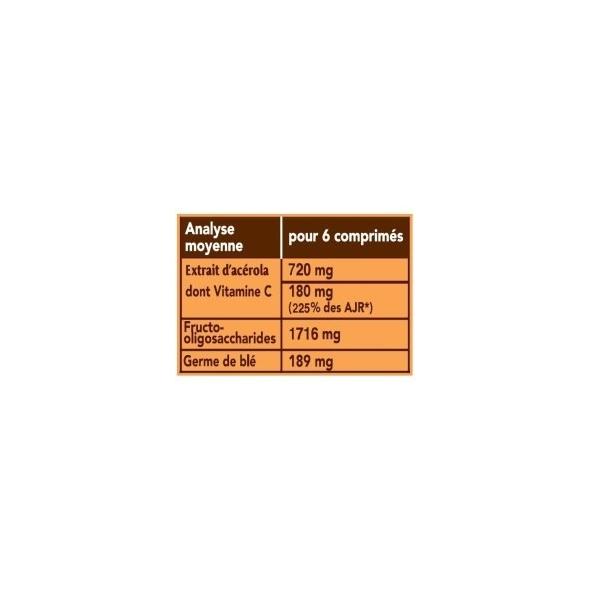 C-Energie - Vitamine C & Germe de blé - 200 comprimés