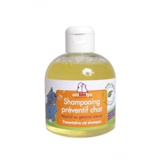 Shampooing Preventif Chat - 300 ml