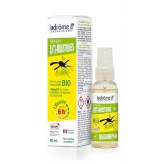 Spray anti-moustiques bio - 50 ml