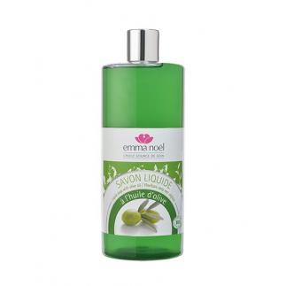 Savon liquide à l'huile d'olive Bio - 1L