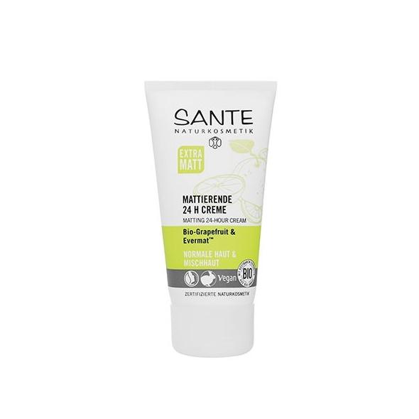Crème matifiante 24h - Peau mixte - 50ml