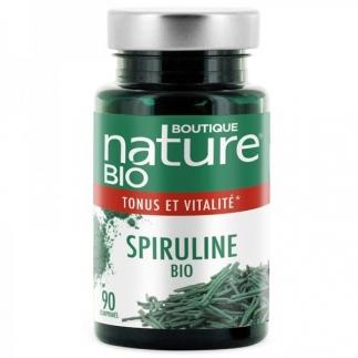 Spiruline bio - Tonus - 90 comprimés