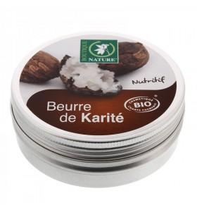 Beurre de karité à l'Argan bio - 100 ml