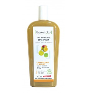 Shampooing Cheveux Secs et rèches - 400 ml