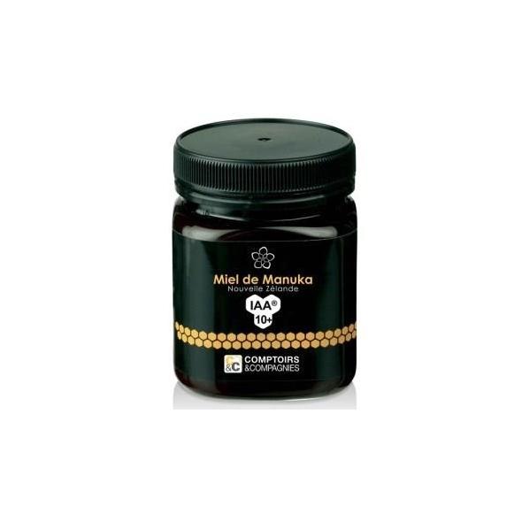 Miel de Manuka IAA® 10+ - pot de 250g