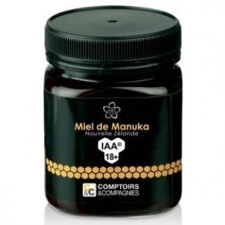 Miel de Manuka UMF/IAA® 18+ - pot de 250g