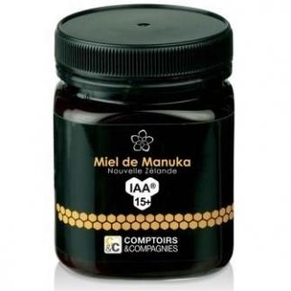 Miel de Manuka UMF/IAA® 15+ - pot 250g
