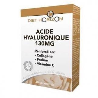 Acide Hyaluronique 130 mg - 30 comprimés