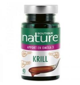 Krill- Confort cardiovasculaire - 40 gélules