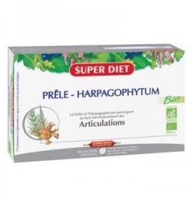 Prêle harpagophytum bio - 20 ampoules
