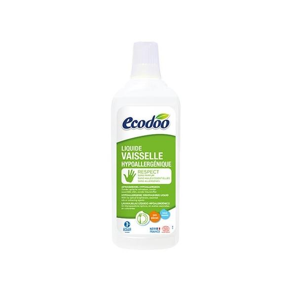Liquide vaisselle hypoallergénique respect - 750 ml