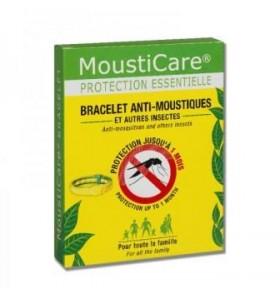 Bracelet anti moustiques