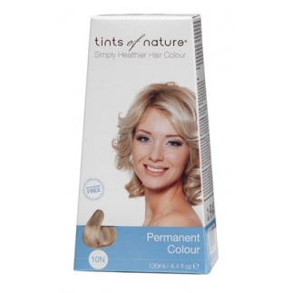 Teinture 10N - Blond platine naturel