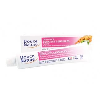 Dentifrice plantes gencives sensibles