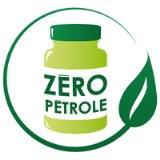 flacon zéro pétrole