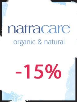 -15% sur les protections féminines Natracare