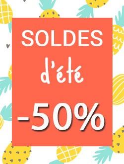 -50% sur les cosmétiques bio